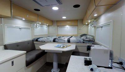 SLR Caravans & Motorhomes Iveco Eurocargo 3D Model