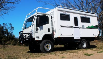 SLR Caravans & Motorhomes Adventurer 4x4 3D Model