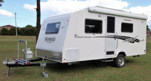 Silversun Caravans 502D