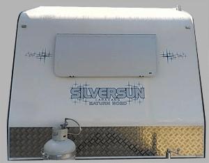 Silversun Caravans Saturn 502D