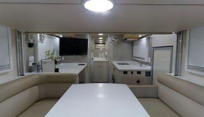 SLR Caravans & Motorhomes Commander-MAN TGM 18.340 3D Model