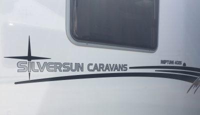 Baby Boomers Caravan Hire 3D Model