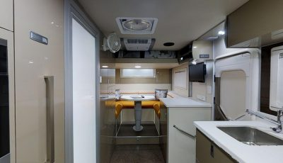 SLR Caravans & Motorhomes Adventurer Crew Cab Isuzu NPS 3D Model