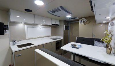 SLR Caravans & Motorhomes Discoverer 2100 3D Model