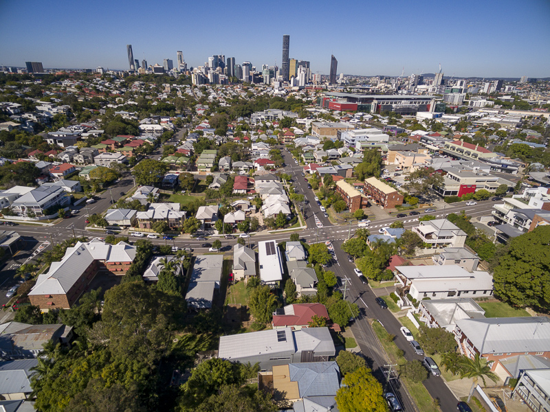 Brisbane Aerial Drone Photography