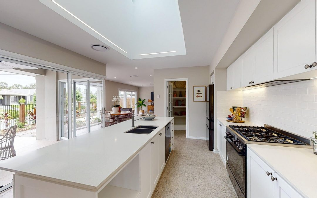 Adenbrook Homes The Heydon Option E