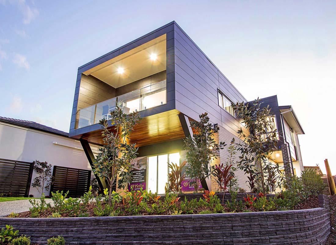 bella qld properties the coolum facade