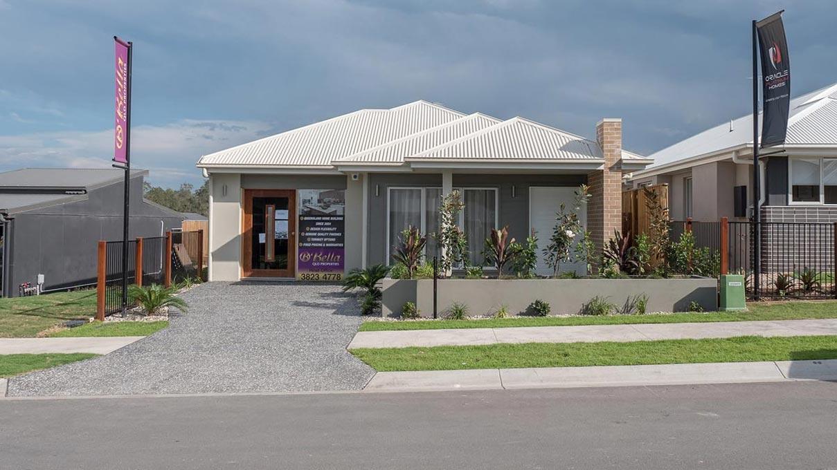 bella qld properties the sierra facade