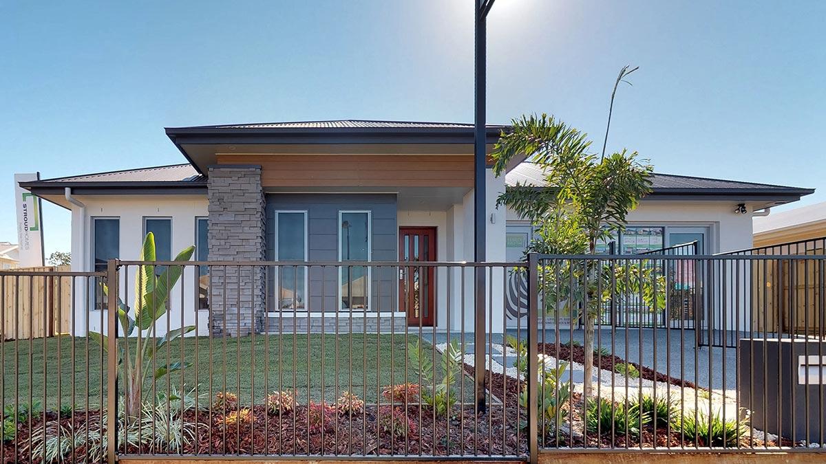 stroud homes wildflower 240 facade