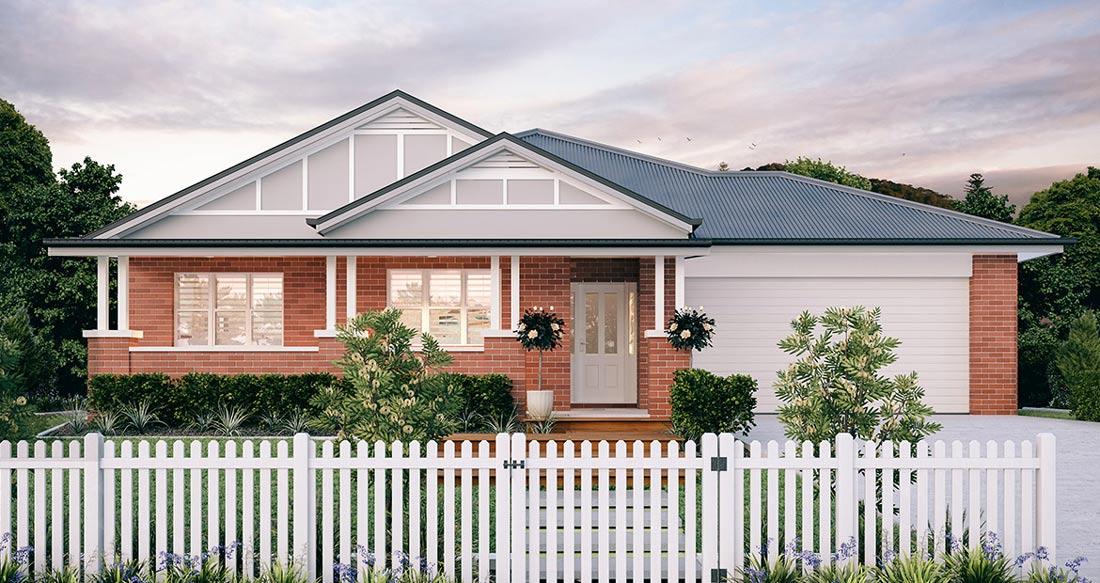 stroud homes milford 274 facade