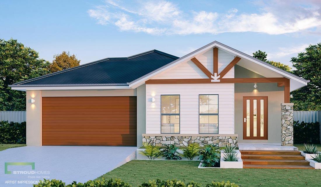 stroud homes opononi 256 facade