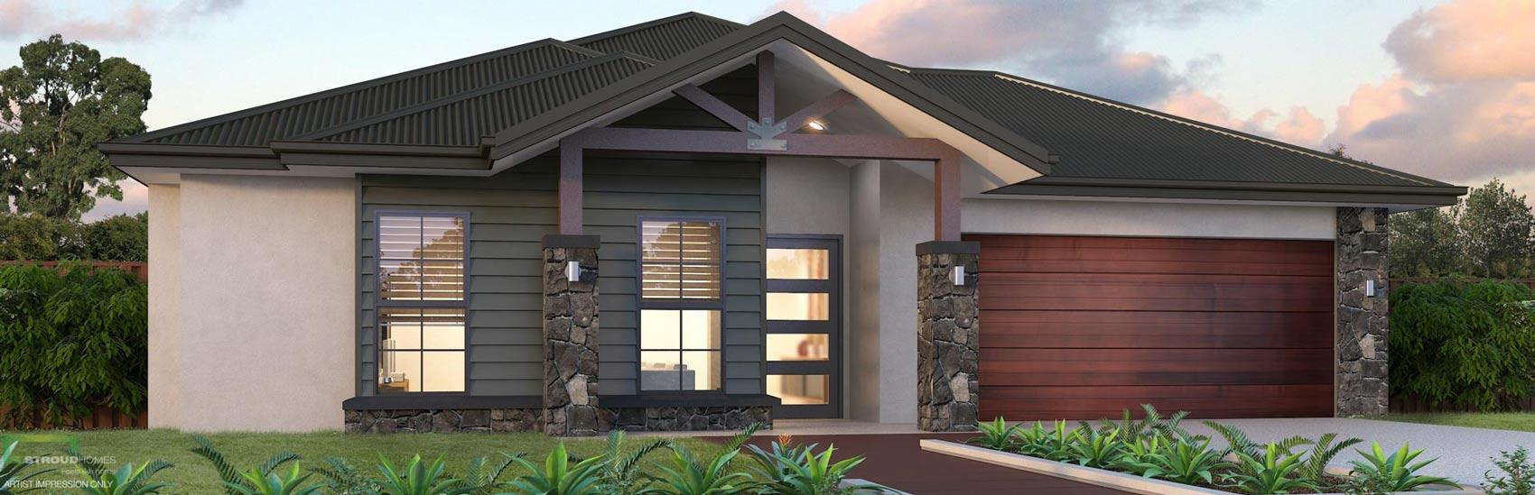 stroud homes papamoa 262 facade