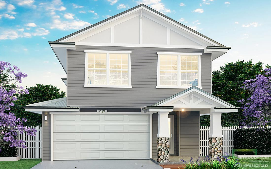 stroud homes waitomo 252 facade